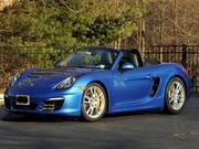 2014 Porsche Porsche Boxster S Convertible 2-Door