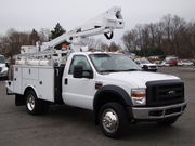 2008 Ford F-550 Altec Bucket